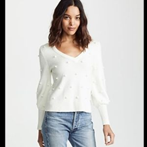 Madewell Dashwood V-Neck sweater